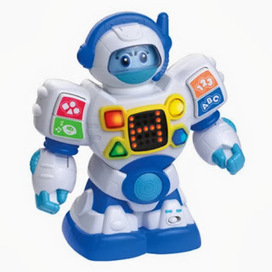J'ai testé le robot bilingue Little learner | Enfant bébé maman | Scoop.it