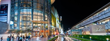 Why is a shopping mall in Thailand Instagram's most photographed place in 2013? | Etourisme France | Scoop.it