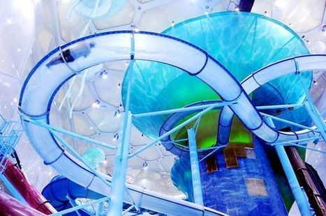 The Physics Behind Waterslides | Science Ed toolbox | Scoop.it