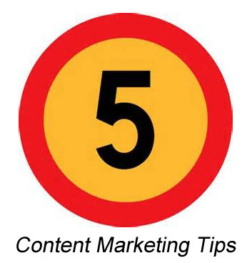 5 Quick & Easy Content Marketing Tips For SMBs & Startups | wup thoughts | Scoop.it