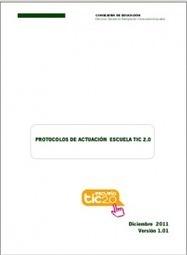 María Barceló Martínez » Escuela TIC 2.0 en Andalucía…¡sin frenos! | Boletín Biblioteca Ciencias de la Educación. Universidad de Sevilla | Scoop.it