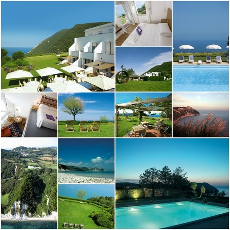 Best Le Marche Accommodations: Hotel Emilia, Portonovo | Le Marche Properties and Accommodation | Scoop.it