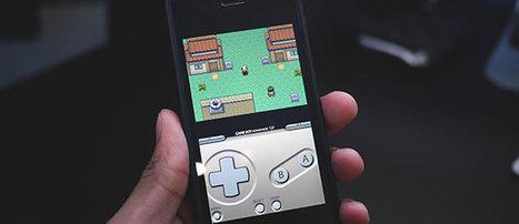 Emulador de Gameboy patenteado pela Nintendo para smartphones e não só | Ultimas noticias Biovolts e arredores | Scoop.it