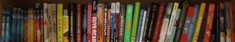 Top 10 books borrowed by boys | bigbookcase | Diigo | Books & Blokes | Scoop.it