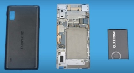 Fairphone 2: A Smartphone Made With Entirely Open Hardware | Raspberry Pi | Scoop.it