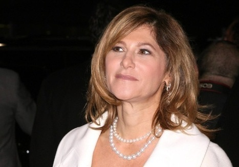 Sony Head Amy Pascal on Women Directors: The Whole System is Geared for Them To Fail | Women and Work | Scoop.it