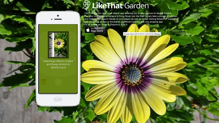 A garden like...that garden | Garden apps for mobile devices | Scoop.it