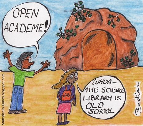 Open access 2013: A year of gaining momentum | Absolutely Maybe, Scientific American Blog Network | Open Knowledge | Scoop.it