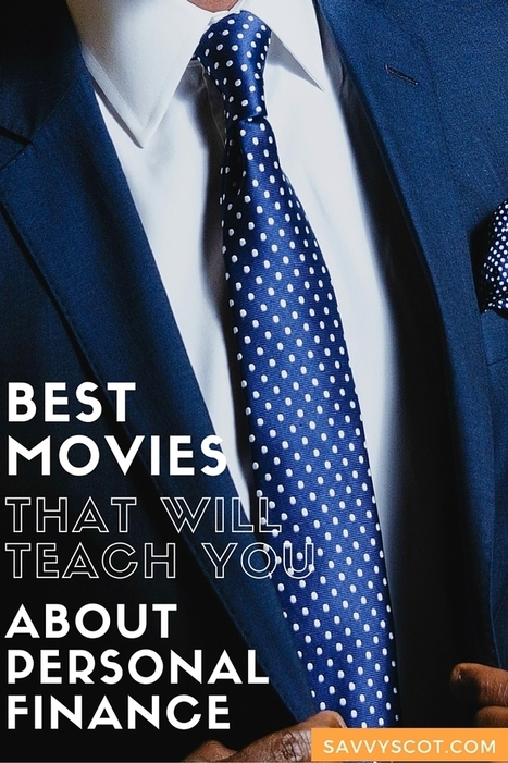 Best Movies that Will Teach You about Personal Finance - The Savvy Scot | Personal finance blogs | Scoop.it