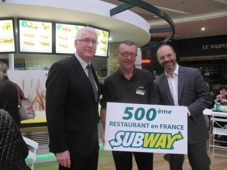 Subway. Le directeur de la franchise explique son expansion   Ouest France Entreprises   Gestion de subway   Scoop.it