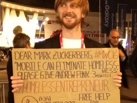 Móviles para acabar con los 'homeless' | PerCientEx | Scoop.it