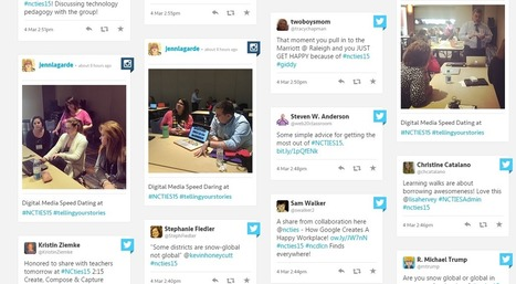 Free Technology for Teachers: Tagboard - Follow Hashtags from Multiple Networks in One Place | Edtech PK-12 | Scoop.it