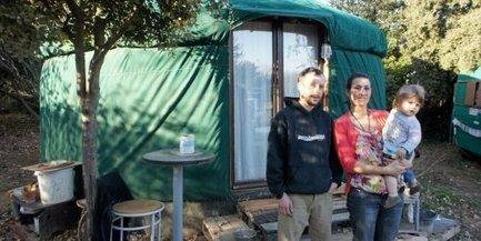 Hérault : poursuivis en justice parce qu'ils veulent vivre dans une yourte | Nouveaux paradigmes | Scoop.it