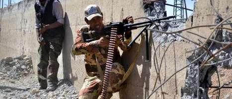 Israël aurait tenté de fournir des armes aux rebelles syriens - i24news - i24news | Géopolitique et diplomatie | Scoop.it