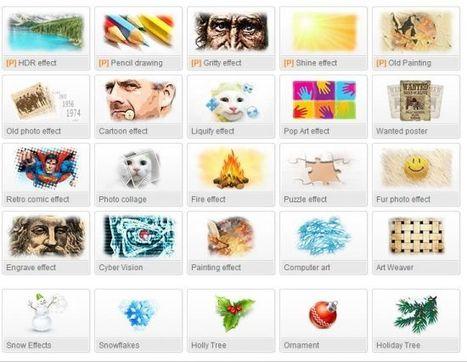 Montage photo : AnyMaking, retouche d'images en ligne - Blog du modérateur | Sites et applications pratiques et marrantes | Scoop.it