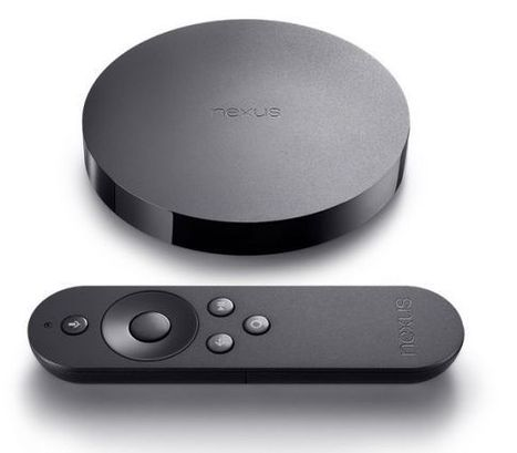 Google Nexus Player Android TV Box Hits the FCC | Technology News | Scoop.it