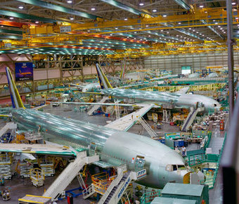 Ejemplo. Boeing Feature Story: Moving to a quicker pace | Las Innovaciones Operacionales. EMBA Oct.2014 | Scoop.it