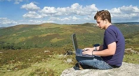 Formas en que los jóvenes pueden aprovechar el Internet   Las TIC y la Educación   Scoop.it