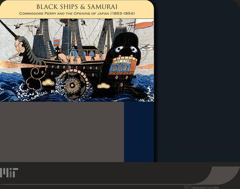 MIT Visualizing Cultures-Black Ships and Samurai | Meiji Japan | Scoop.it