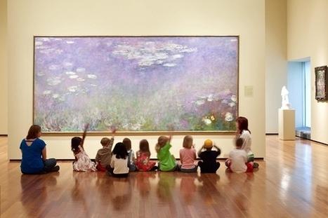 El arte hace a los niños mejores personas y mejores estudiantes, confirma estudio | Pasión y aprendizaje | Scoop.it