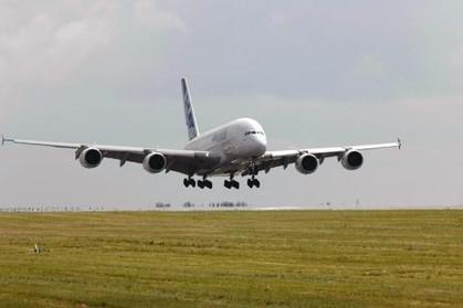 Un revêtement réduit la traînée de frottement sur les avions | Les R&D | Scoop.it