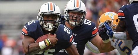 Dyslexia hasn't slowed Auburn RB Peyton Barber, on or off field - @lawrenceschool | Students with dyslexia & ADHD in independent and public schools | Scoop.it
