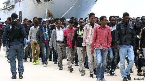 Migrants tell migrants: 'Don't come to Italy' | The Safe Guard from Corporate Crises | Scoop.it