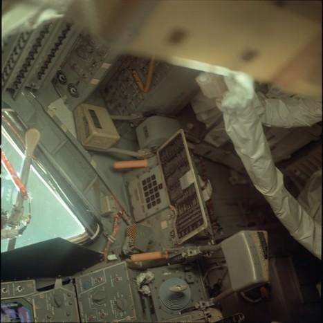 Les photos loupées d'Apollo 11   L'actualité de l'argentique   Scoop.it