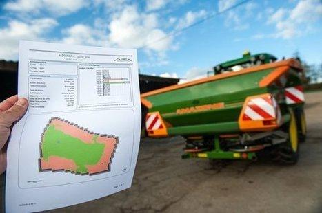 L'agriculture de précision vue du tracteur - Ministère de l'agriculture, de l'agroalimentaire et de la forêt | Chimie verte et agroécologie | Scoop.it