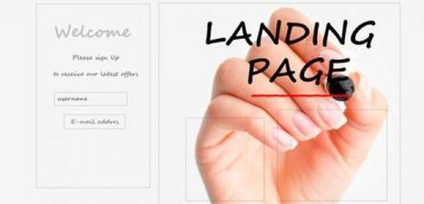9 éléments pour booster le taux de conversion de vos landing pages | Blog de Markentive, agence d'inbound marketing à Paris | Digital Marketing | Scoop.it