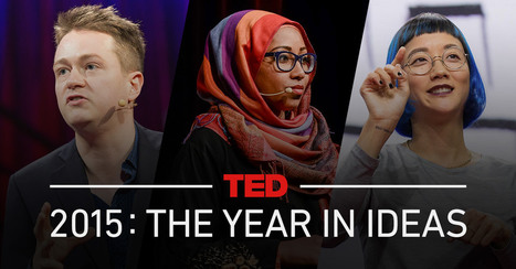 TED Talks: The Year in Ideas 2015 | Student Engagement for Learning | Scoop.it