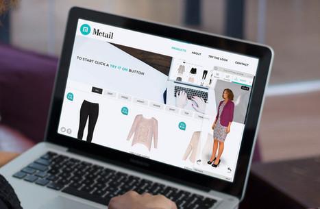 Les essayages virtuels, panacée pour le e-commerce ? | #Commerce | Scoop.it