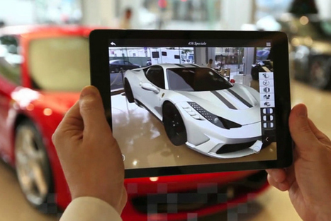 Automotive Retail Experience Guide: Augmented Reality, Virtual Reality vs Virtual Showroom | Automotive Customer Experience Excellence | Scoop.it
