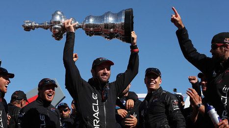 Ainslie 'reasonably confident' of British America's Cup team - ESPN.co.uk | #AC34 | Scoop.it