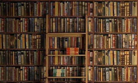 Περί βιβλιοθηκών... και εντύπων   katerinatoraki   Scoop.it