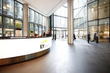 Once Known Just For Accounting, EY Now Gets Billions of Dollars From Digital Consulting | Careers & Employability | Scoop.it