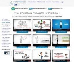 Las mejores aplicaciones web para crear vídeos - Educación 3.0 | 150 herramientas gratuitas para crear materiales educativos con tics | Scoop.it