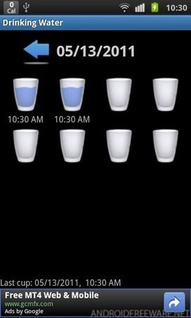 Make the Best Use of Drinking Water Apps in Android | AndroOcean & iNPhoShop | Scoop.it