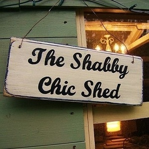 A Shabby Chic Shed for Zero Pence - Lavenderworld | Lavender | Scoop.it