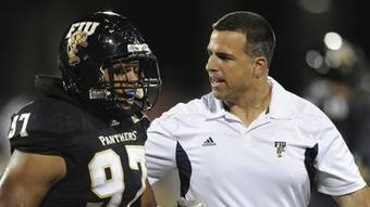 Mario Cristobal hired as Miami Hurricanes tight ends coach | The Billy Pulpit | Scoop.it