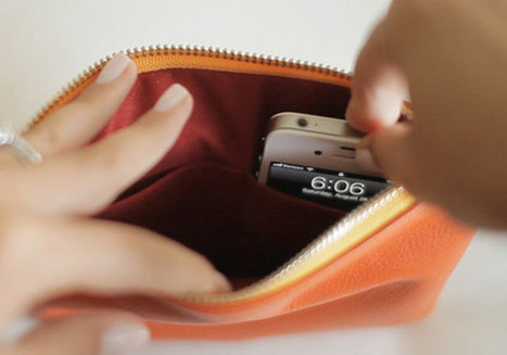 Everpurse Kickstarter Project Magically Charges Your iPhone All Day   iFilmmaking   Scoop.it