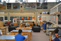 Welcome to the NEW North Surrey Library and LearningCommons | School Library Learning Commons | Scoop.it
