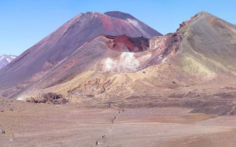 'Mount Doom' set to erupt in New Zealand  - Telegraph   Conservation & Environment   Scoop.it