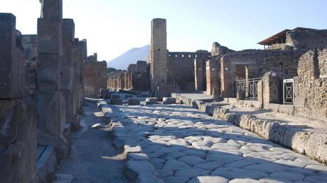 Esto es lo que escribían en las paredes los ciudadanos de Pompeya (y te va a sonar). Noticias de Alma, Corazón, Vida | Mundo Clásico | Scoop.it