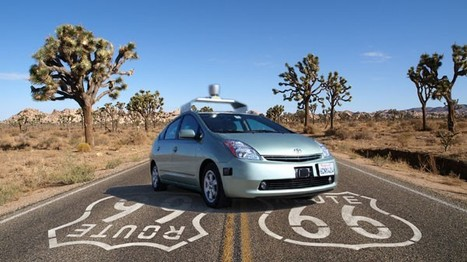 Google reportedly working on its own car, considering autonomous taxi service | Transportation for the Future | Scoop.it