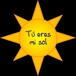 Spanish Song for Kids: Tú eres mi sol | My Love for Spanish Teaching | Scoop.it