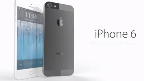 New iPhone 6 concept video shows 16-megapixel camera - Know Your Mobile   iPhone Videography   Scoop.it