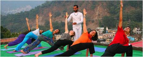 Add Superior Value to Life with Yoga Teacher Training In India | sidharthyogi | Scoop.it