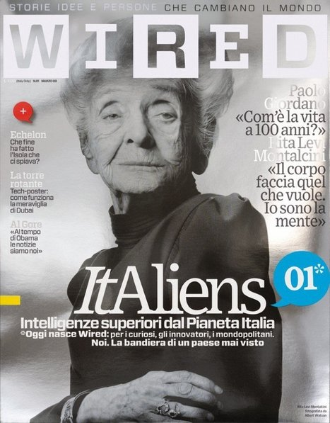 "Lunga vita a Wired (e la vera storia di come è iniziato tutto) | L'impresa ""mobile"" 