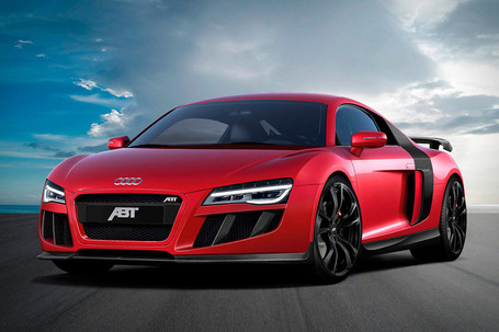 ABT AUDI R8 V10 ~ Grease n Gasoline | Cars | Motorcycles | Gadgets | Scoop.it